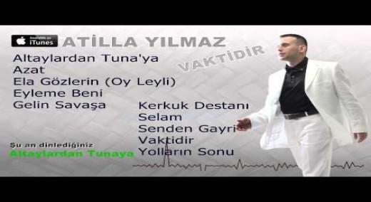 Atilla Yılmaz Altaylardan Tunaya – Turan