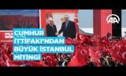 AK Parti ve MHP'den ortak Büyük İstanbul Mitingi