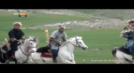 Kürşad ve Kırk Çerisi – TRT Avaz