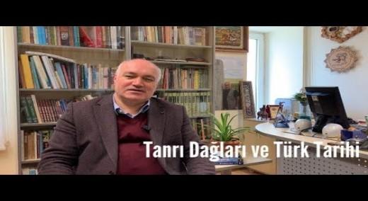 AHMET TAŞAĞIL | TANRI DAĞLARI VE TÜRK TARİHİ
